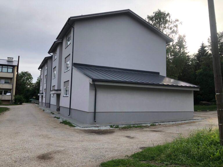 Maja Oru külas 2018 Kolgi Katused