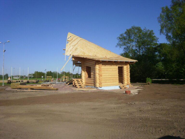 Vanamõisa laululava katus 2011 2 Kolgi Katus